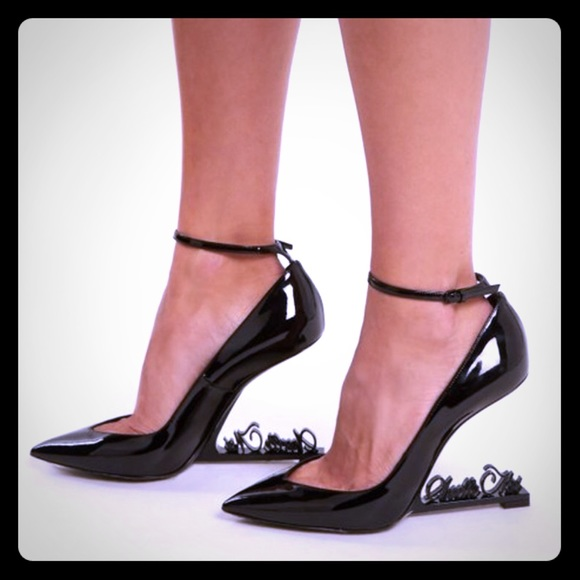 Saint Laurent Opyum 5 Appelle Moi Heels